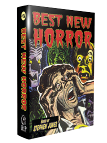 BEST NEW HORROR #26 [Hardcover] Edited by Stephen Jones